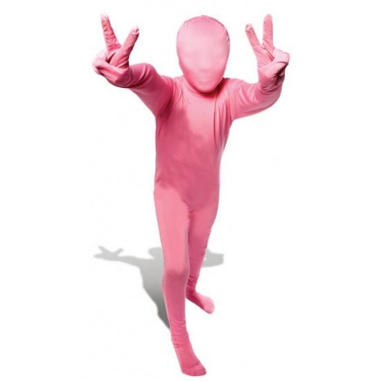 Second skin pak roze voor kids
