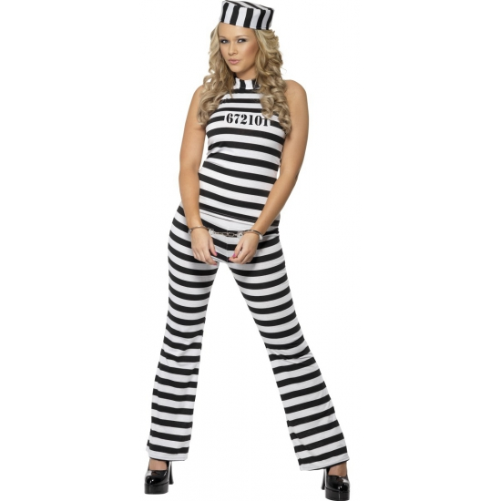 Sexy boef verkleedkleding voor dames