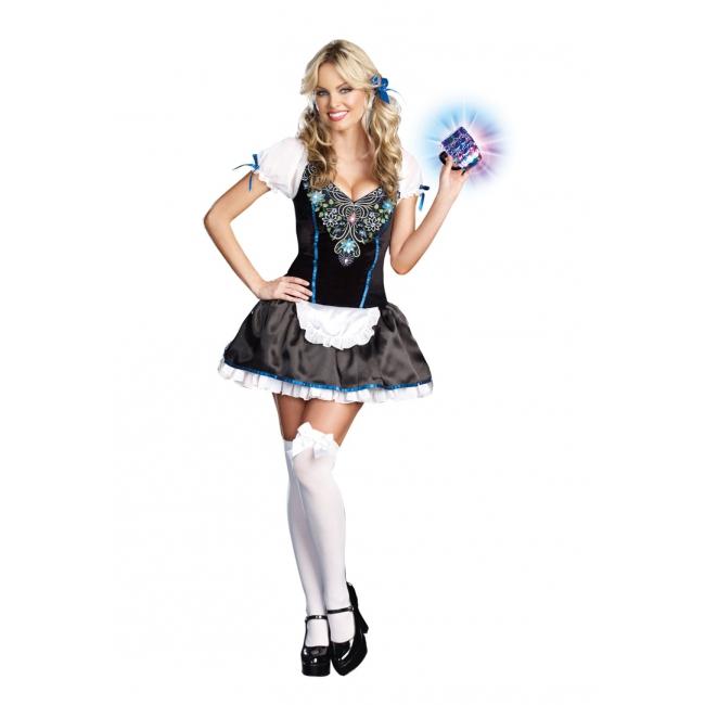 Sexy Tirol kostuum voor dames