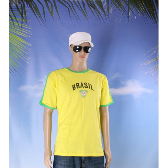 Shirts Brasil voor volwassenen