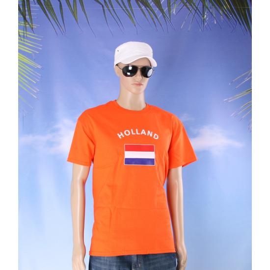 Shirts met vlag van holland