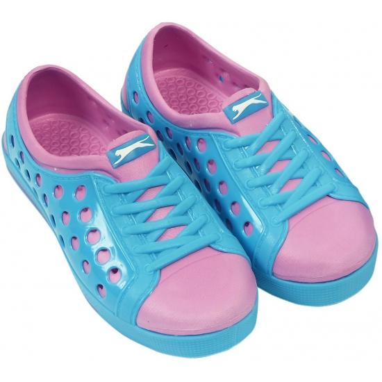 Slazenger zwemschoen in hippe kleur voor kids
