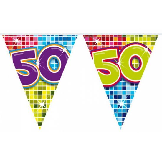 Slinger 50 jaar 3 meter