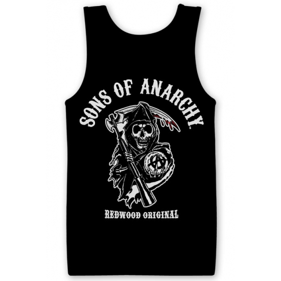 Sons of Anarchy kleding heren tanktop