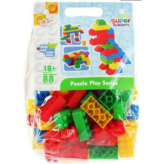 Speelgoed bouwblokken voor peuters