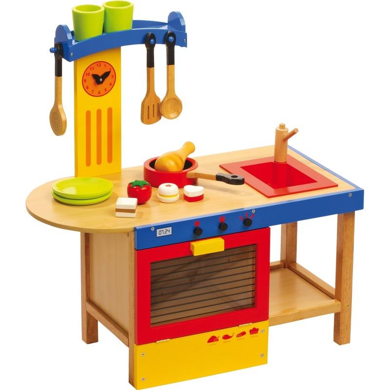 Speelgoed keukentje 60 x 30 x 60 cm