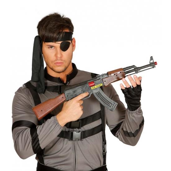 Speelgoed machinegeweer AK47 62cm