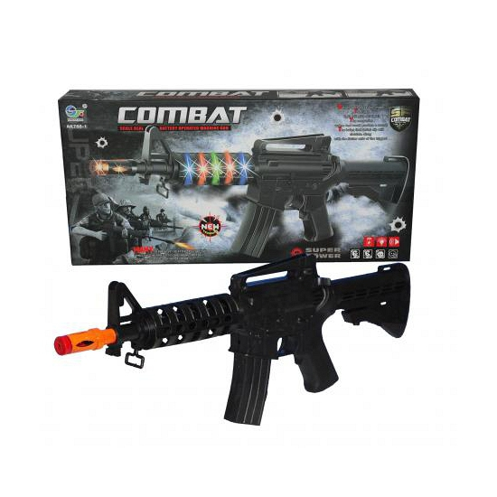 Speelgoed machinegeweer