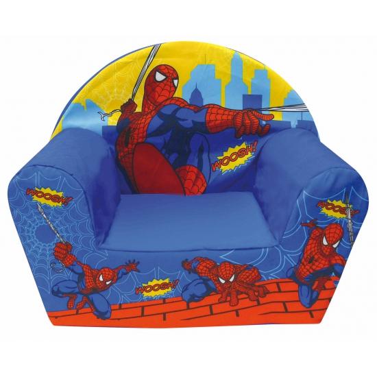 Spiderman kinder stoel met hoes