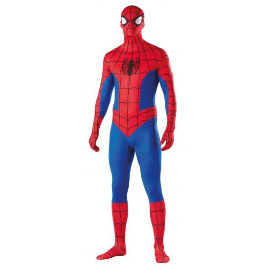 Spiderman verkleed bodysuit