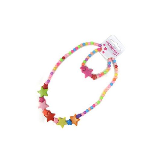 Sterren sieraden setje voor kinderen