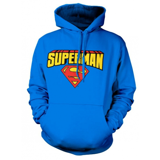 Superman kleding sweater