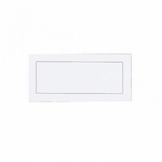 Tafel plaats naamkaarten 50 stuks