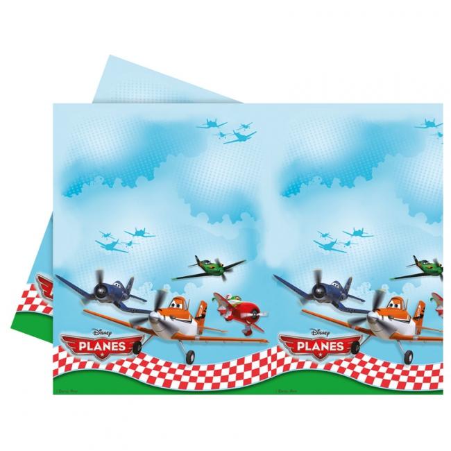 Tafelkleed voor kinderfeestje van Planes 120x180