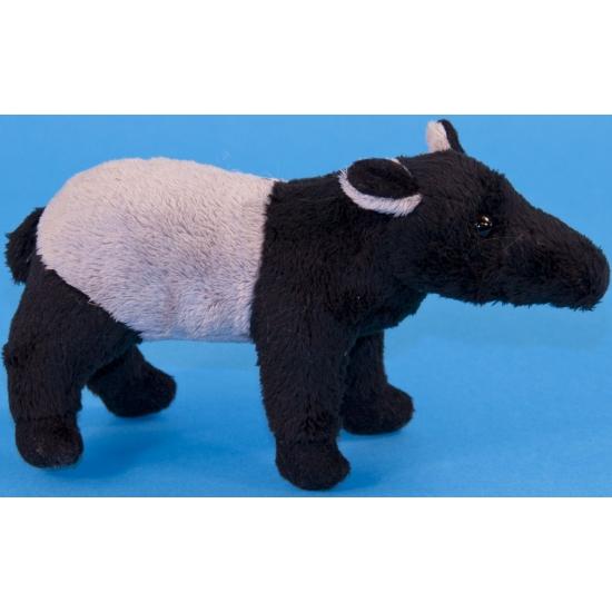 Tapir knuffel 16 cm