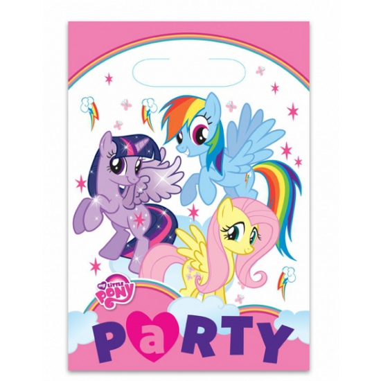 Tasjes My Little Pony thema