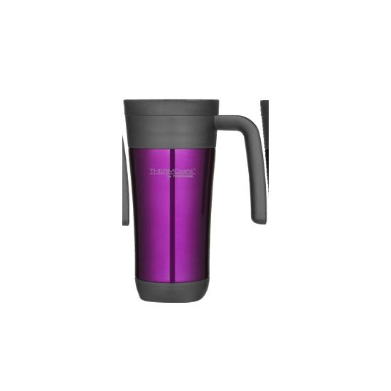 Thermosbeker koffie paars