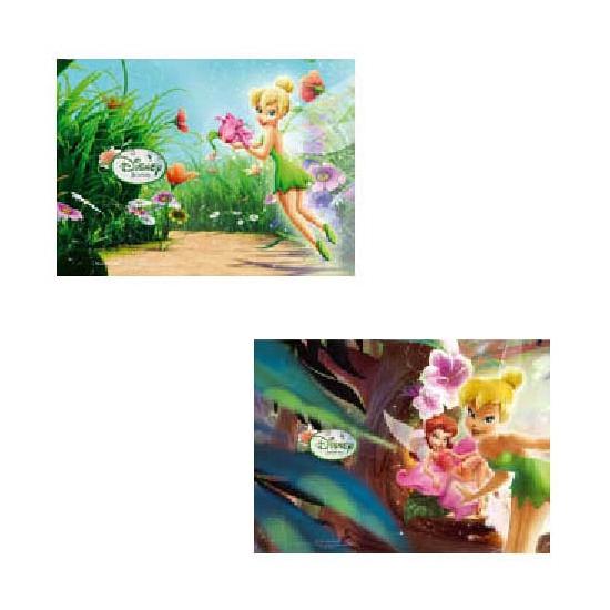 Tinkerbel kaarten 6 stuks
