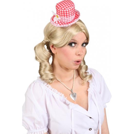 Tirol hoedjes voor dames