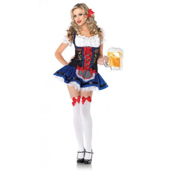 Tiroler Heidi dames kleding
