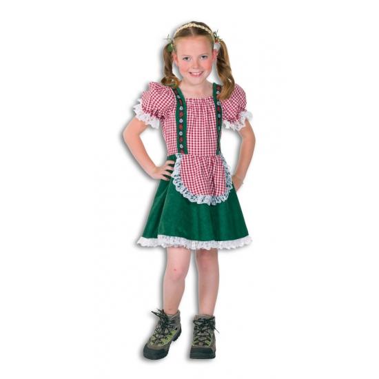 Tiroler kostuum voor meisjes