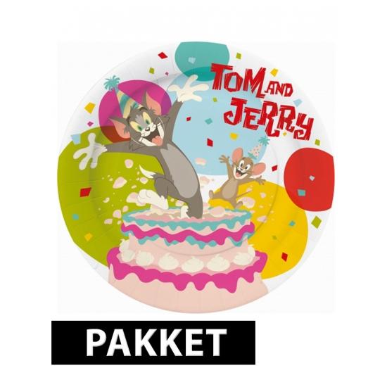 Tom en Jerry feestpakket