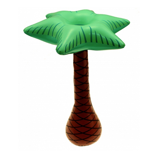 Toppers Opblaasbare palmboom 70 cm