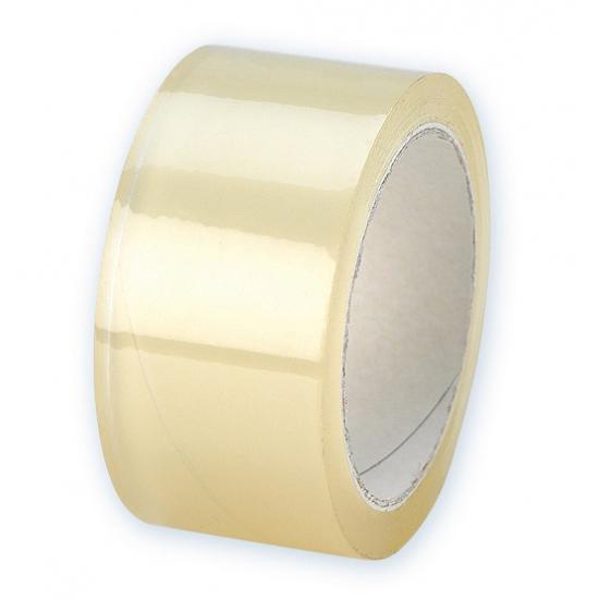 Transparante tape voor tapedispenser