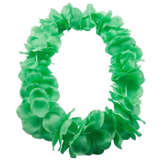 Tropical krans neon groen