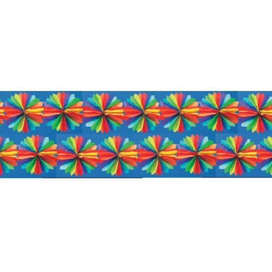 Tropische waaier slinger 5 meter
