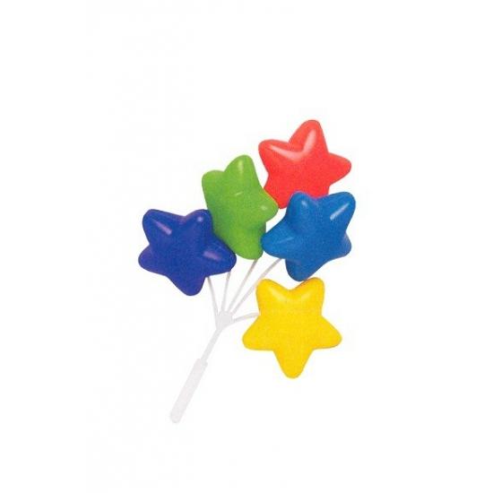 Tros sterren ballonnen decoratie