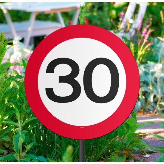 Tuinborden 30 jaar
