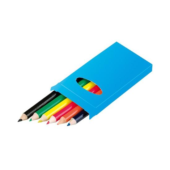 Uitdeel potloodjes 6 stuks