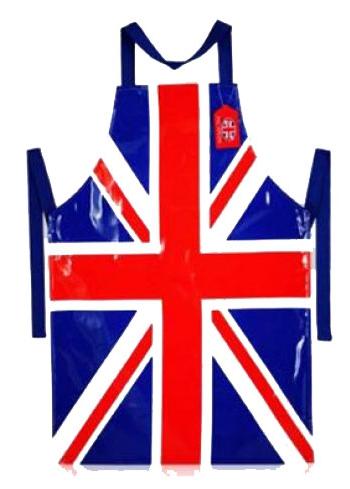 Union Jack schort PVC