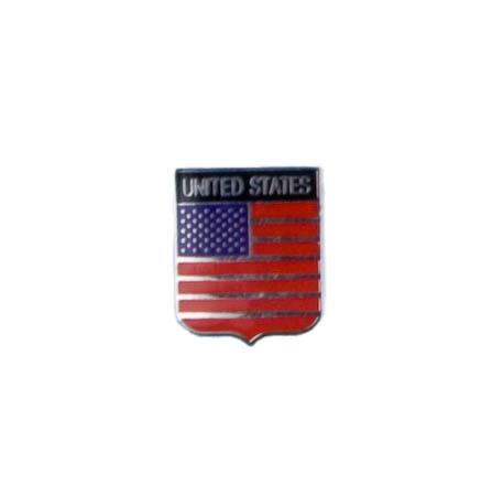 USA vlag kleine pin