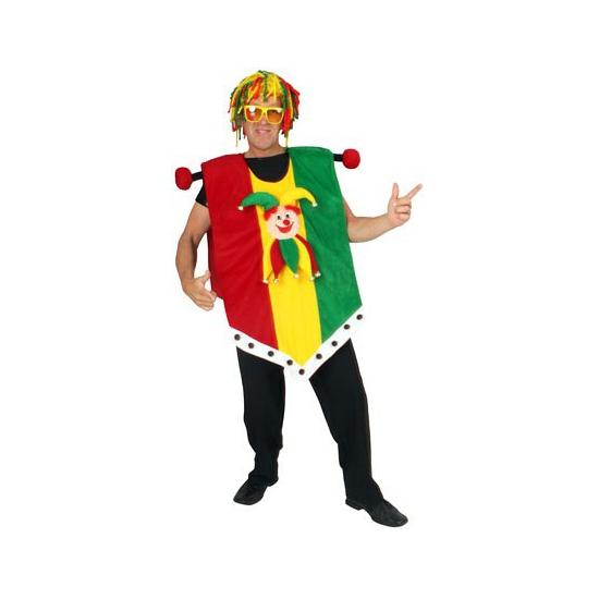 Vaandel Limburg kostuum