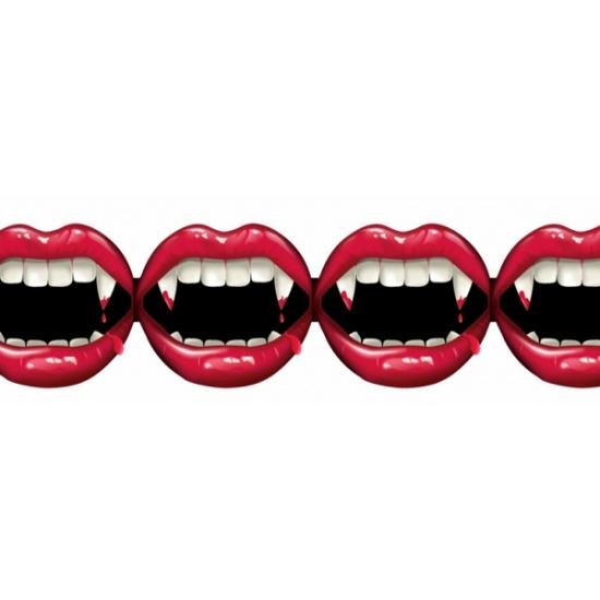 Vampieren tanden slinger