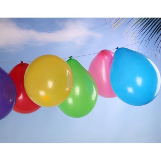 Verjaardag versiering ballonnen set