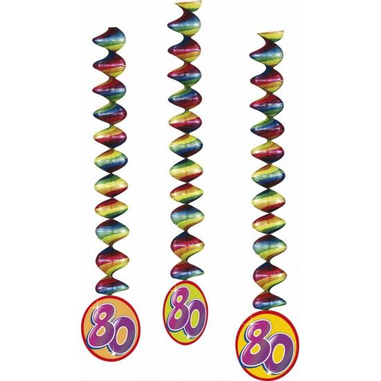 Verjaardags rotorspiralen 80 jaar