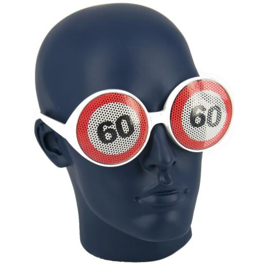 Verkeersborden bril 60 jaar