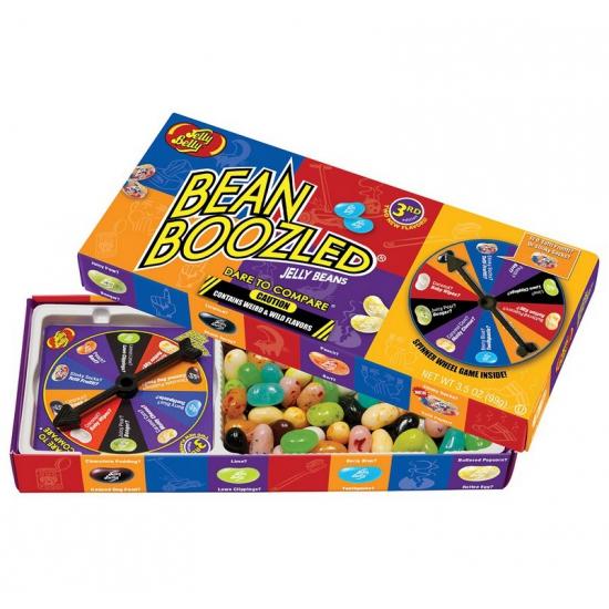 Vieze Jelly Beans spel