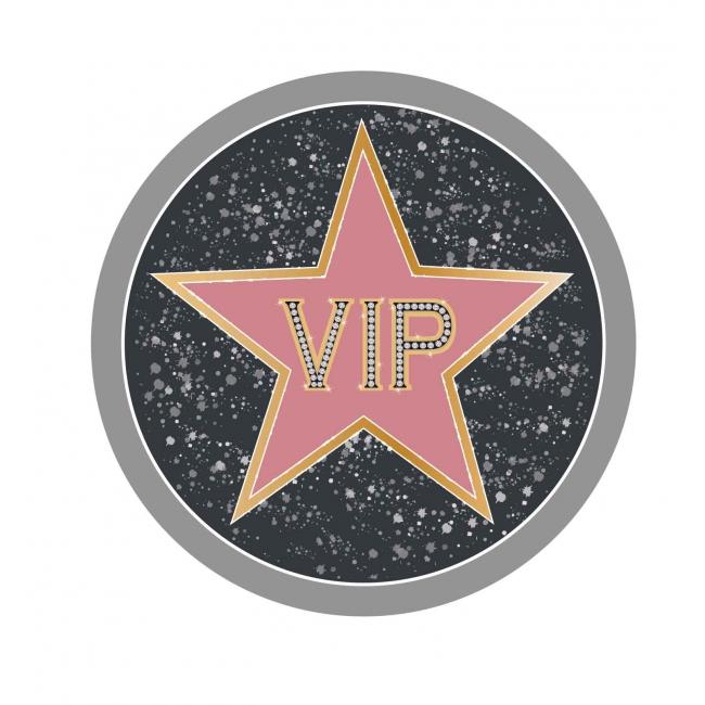 Viltjes met VIP opdruk