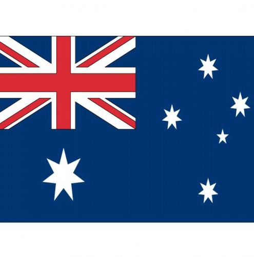 Vlag van Australie plakstickers