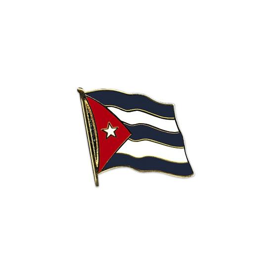 Vlaggen speldje van Cuba