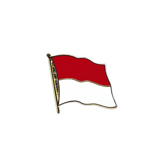 Vlaggen speldje van Indonesie