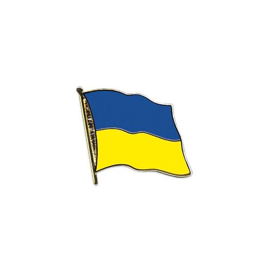 Vlaggen speldje van Oekraine