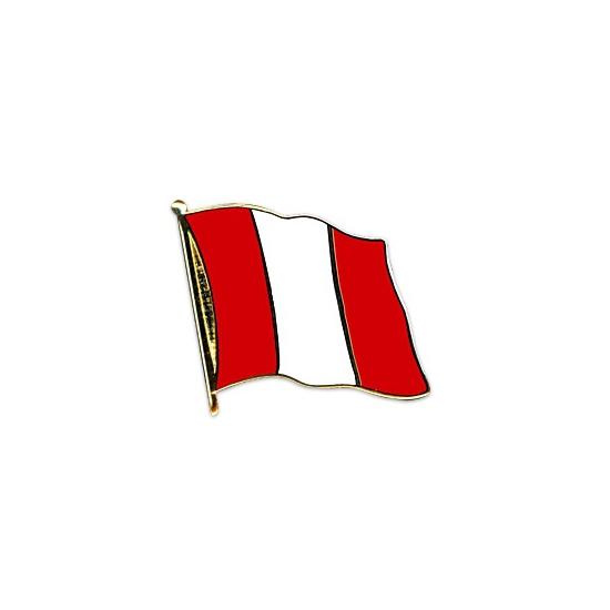 Vlaggen speldje van Peru