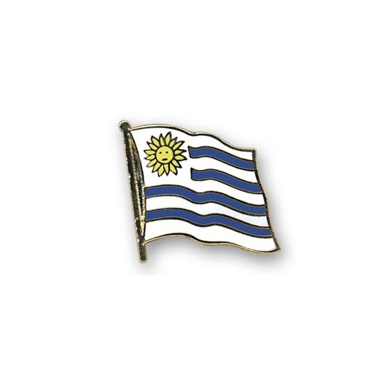 Vlaggen speldje van Uruguay