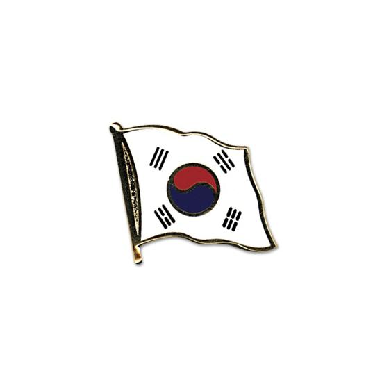 Vlaggen speldje van Zuid Korea