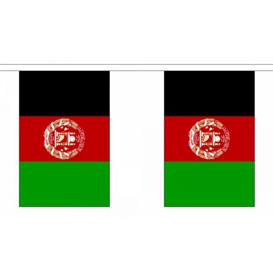 Vlaggenlijn afghanistan 9 m